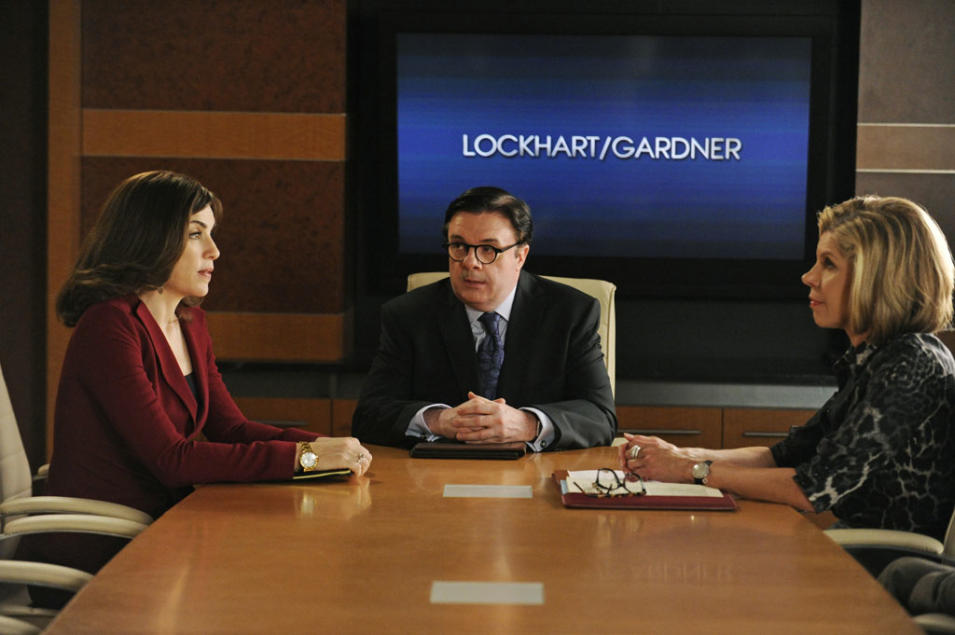 """""""The Good Wife"""" -- """"And The Law Won"""""""