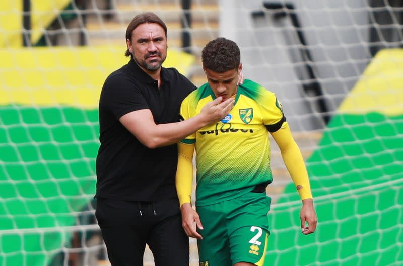 Norwich could be 'trash' when things went wrong, says manager