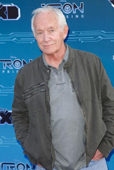 "Disney XD's ""TRON: Uprising"" Press Event - Lance Henriksen"
