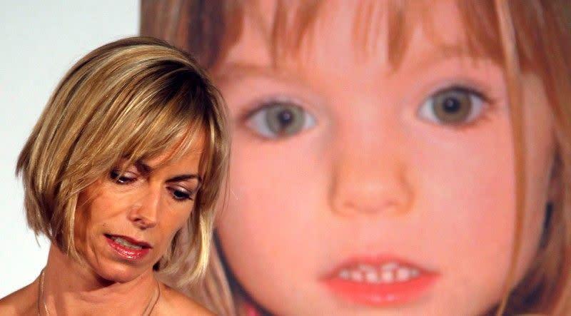 Polisi Inggris dan Jerman memiliki tersangka baru pada kasus hilangnya Madeleine McCann pada 2007