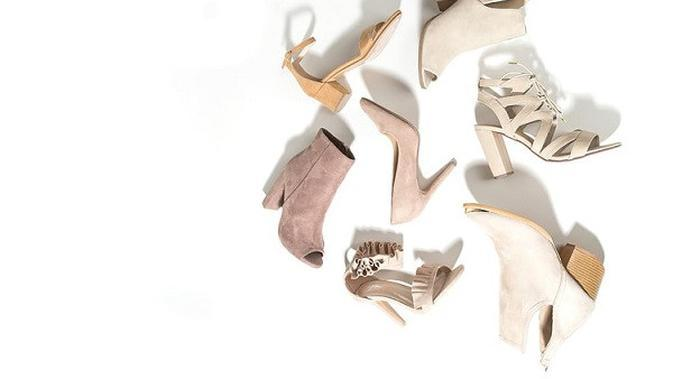 Ilustrasi sepatu. Sumber foto: unsplash.com/Jaclyn Moy.