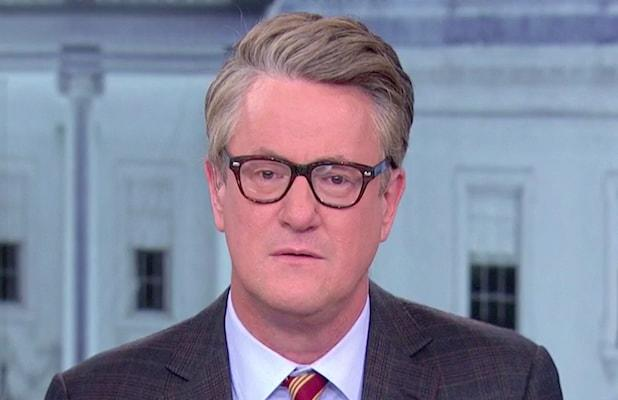 Joe Scarborough on Mask Mandate for Those Sitting Behind Trump at Rally: President Cares About Himself, 'Not You' (Video)