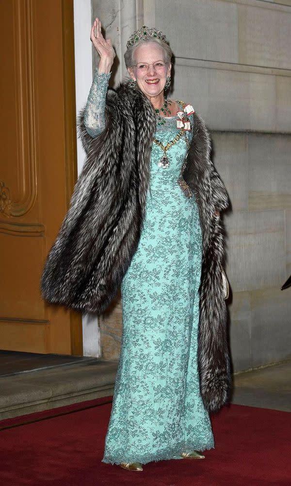 Queen Margrethe | Tim Rooke/Shutterstock