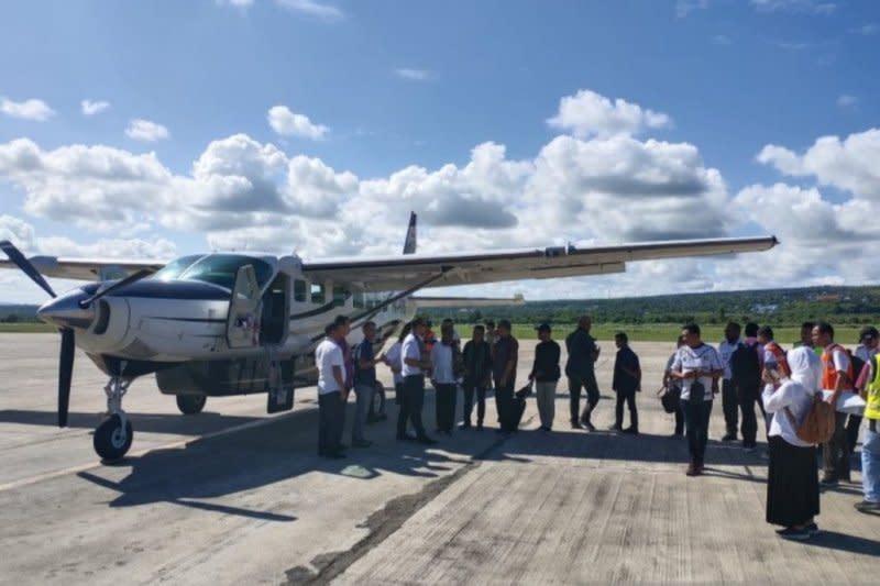 Dua rute penerbangan untuk Sabu Raijua disubsidi pemerintah