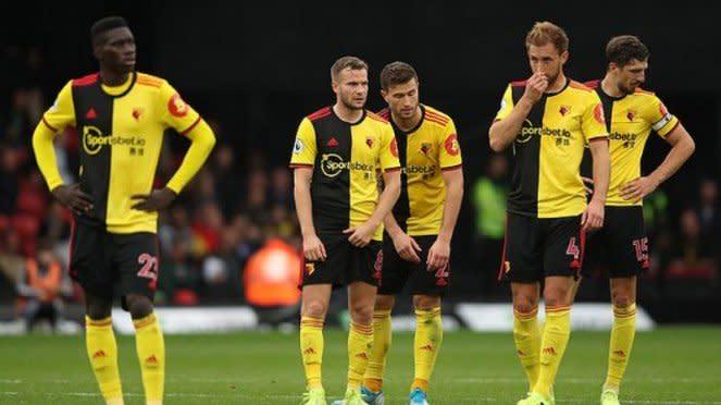 Skuad Watford di Premier League
