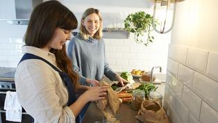 簡單五招 令廚房煮食更環保