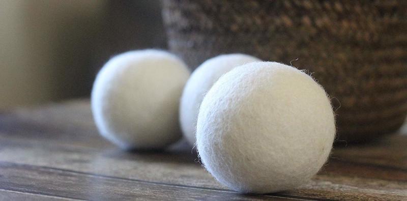 Smart Sheep 100% Wool Dryer Balls (Photo: Amazon)