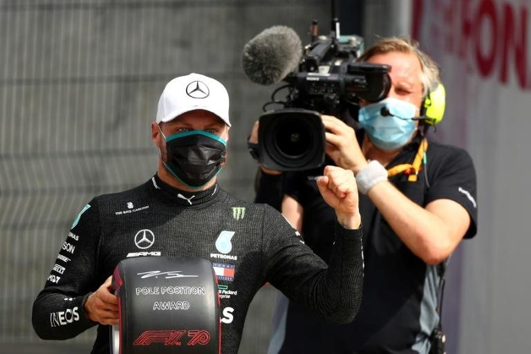 'I wasn't good enough': Hamilton admits Bottas deserves Silverstone pole