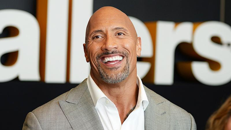 Dwayne Johnson Eyes 'Fall Guy' Film Produced by WWE Studios, Hyde Park