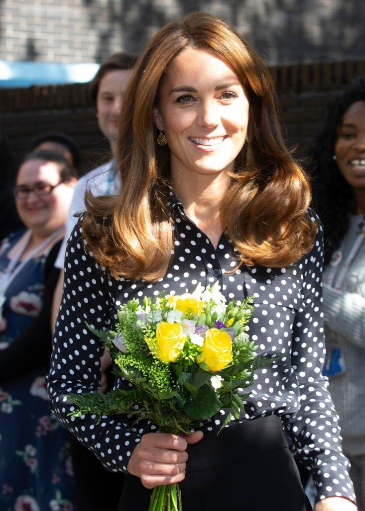 The Duchess heard about the theory of attachment parenting [Photo: Getty]