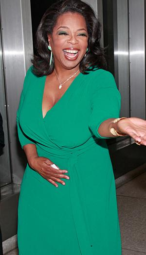 Oprah Donates $12 Million (More) to Smithsonian's African American Museum