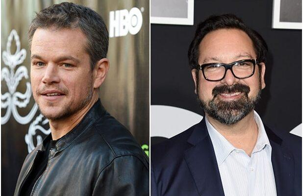 Matt Damon to Reteam With James Mangold on Crime Drama 'The Force'