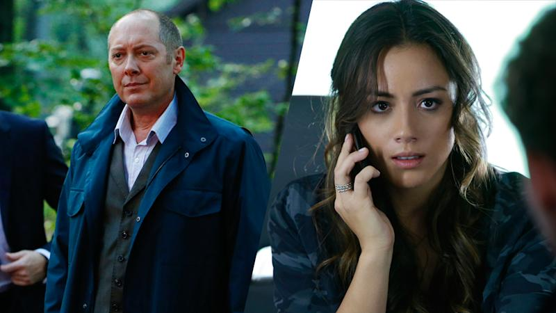 'Blacklist,' 'Agents of SHIELD' Among Fall's Brightest New Stars