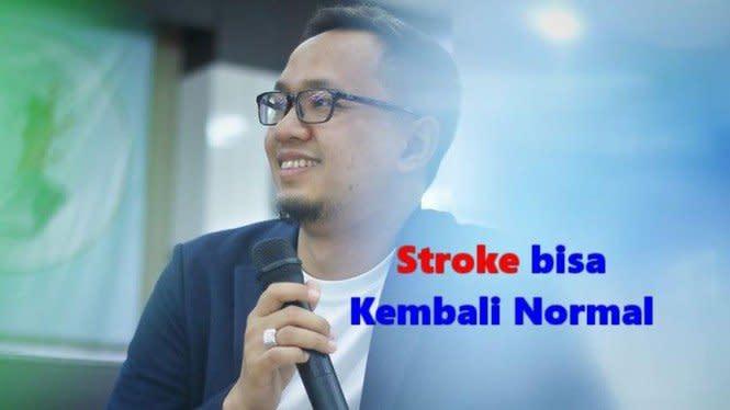 Stroke Bisa Kembali Pulih Normal, Simak Begini Caranya