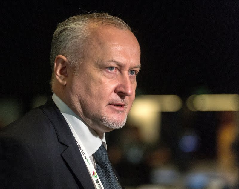 Russian anti-doping chief calls for reform of federation