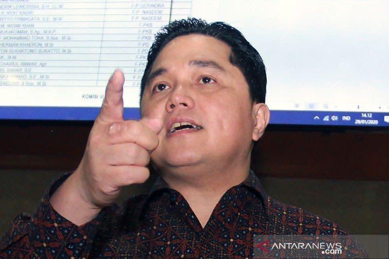 Erick Thohir sebut pemulihan kegiatan BUMN dilakukan dalam lima fase