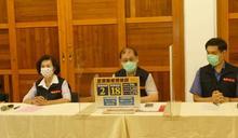 宜蘭縣疫情嚴峻,今( 十七) 日又新增兩例,累積確診十八例