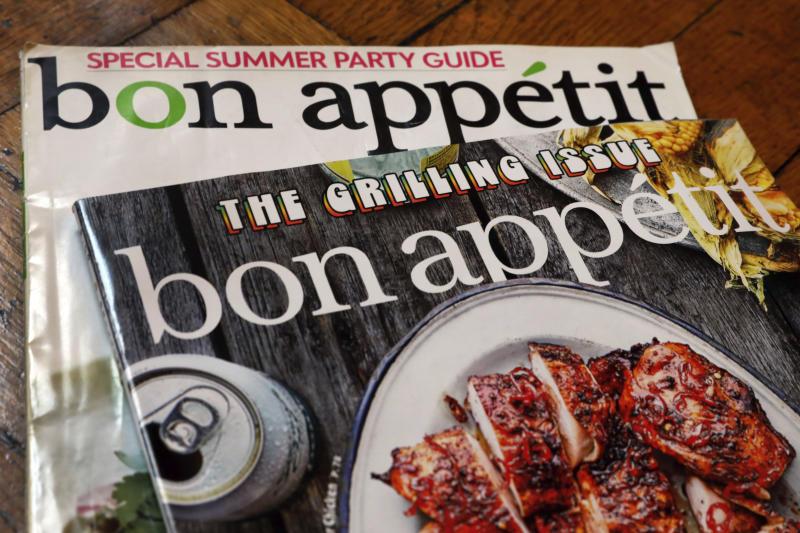 Bon Appetit New Editor