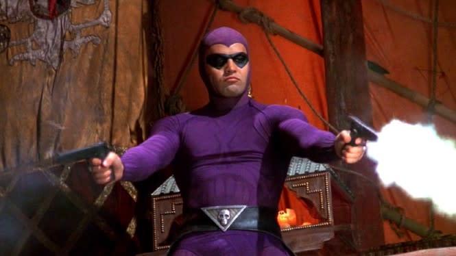 Sinopsis The Phantom, Film Superhero Australia-Amerika Tahun 1996