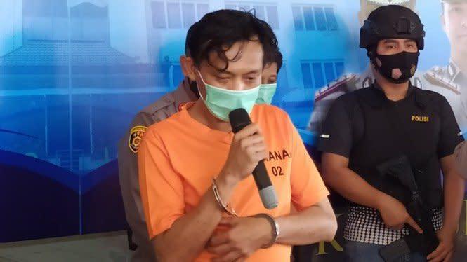 Miliki 0,34 Gram Sabu, Eks Drummer BIP Terancam 20 Tahun Penjara