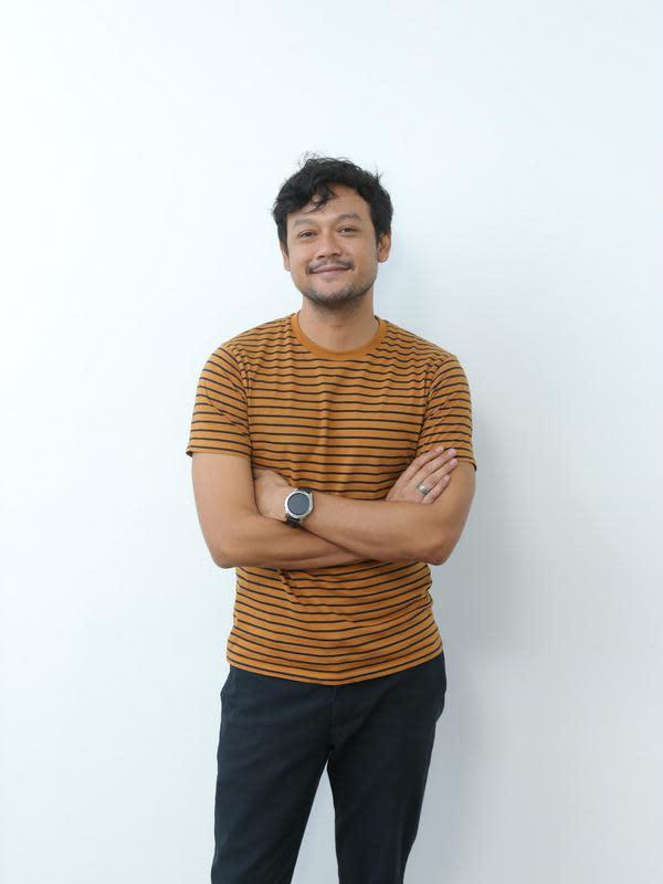 Media visit pemain film Mendadak Kaya (Daniel Kampua/Fimela.com)