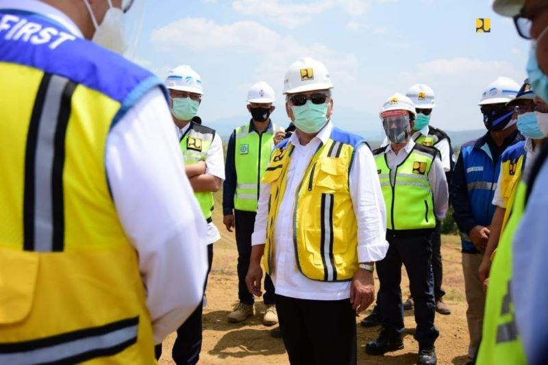 Soal lahan teratasi, Menteri PUPR optimis Tol Cisumdawu rampung 2021