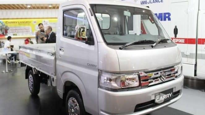 Mobil pikap Suzuki Carry Luxury