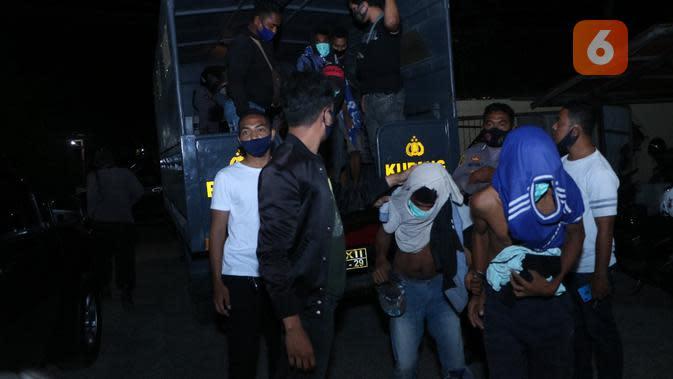 Buntut Kerusuhan di Kupang, Polisi Amankan 13 Pemuda