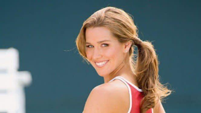 Eks Bintang Tenis Seksi AS Bugil di Rumah Demi Hemat Uang saat Corona