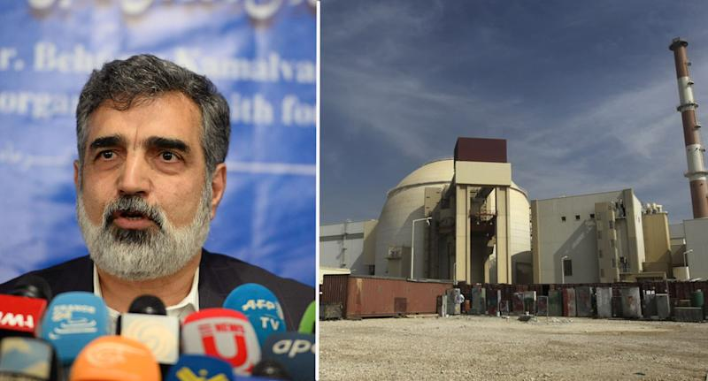 Iran will likely break a key part of a global nuclear deal. Source: AP