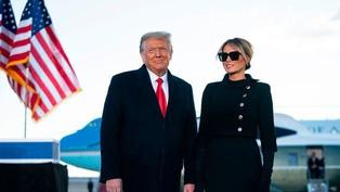 Donald And Melania Trump Quietly Received COVID-19 Vaccine In January: Reports