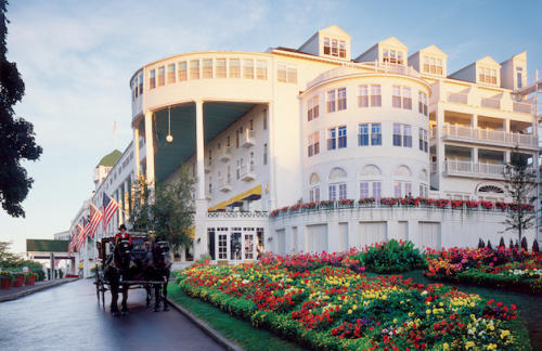 These grand hotels blend history with luxury