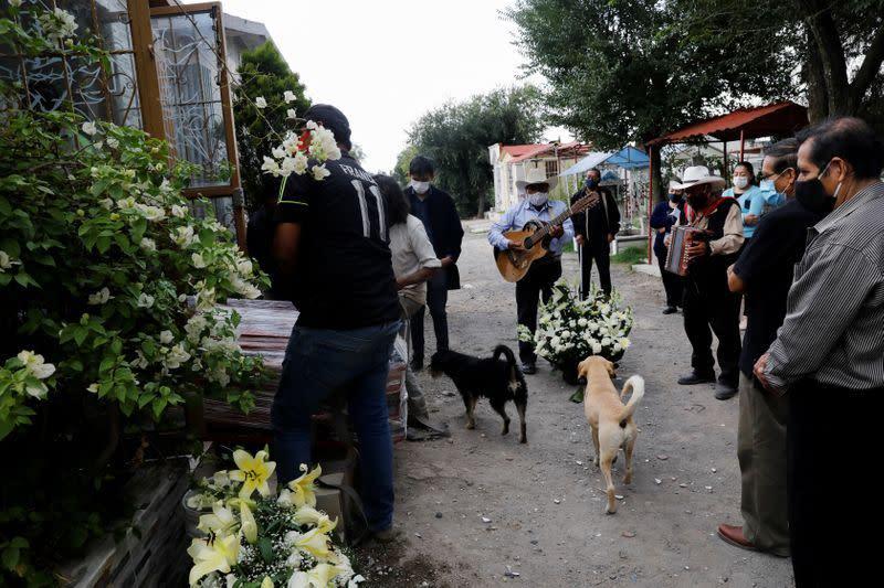 Meksiko lampaui Inggris dengan angka kematian virus corona tertinggi ketiga