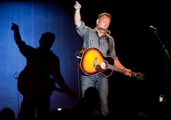 Bruce Springsteen to Hold Free Concert at Virginia Obama Rally