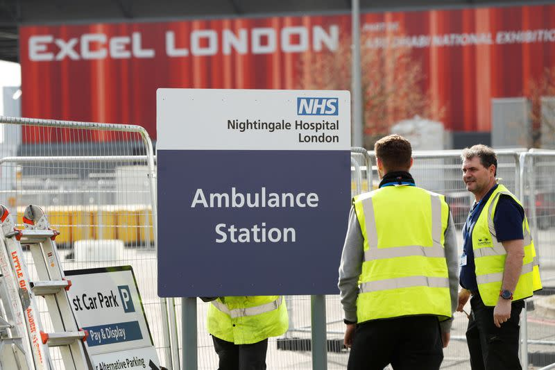 UK's coronavirus death toll rises 269 to 31,855 - government