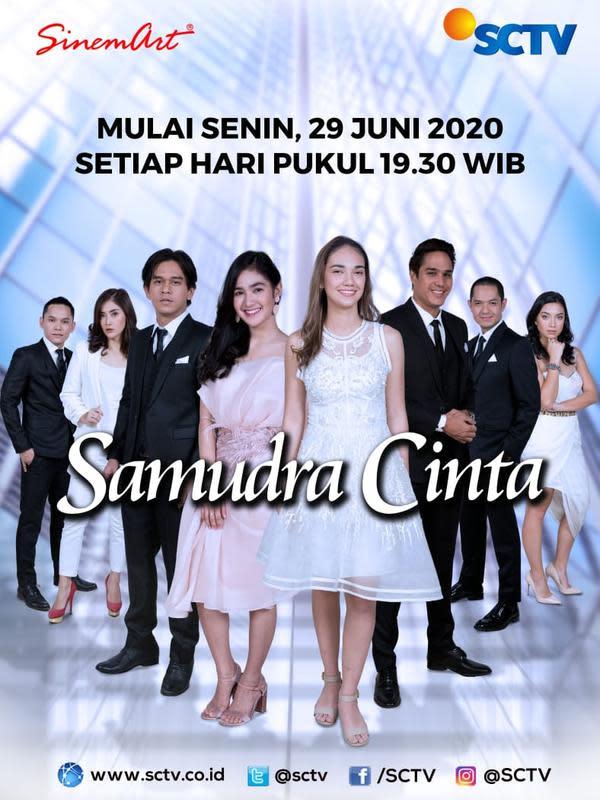 Adegan sinetron Samudra Cinta Episode Terbaru tayang perdana di SCTV Senin (29/6/2020) mulai pukul 20.00 WIB (Dok Sinemart)