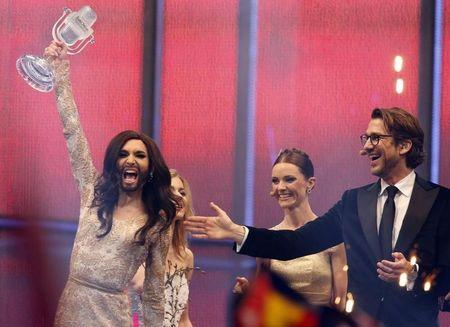 Vote for the Wurst: 'Bearded Lady' Conchita Wurst Wins Eurovision 2014