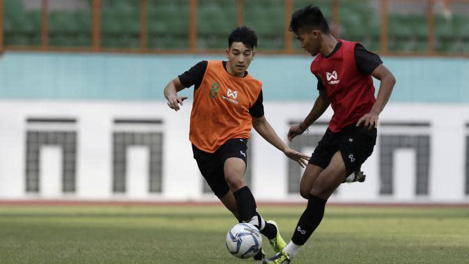 Shin Tae-yong Ogah Komentari Penampilan Jack Brown di Timnas Indonesia U-19