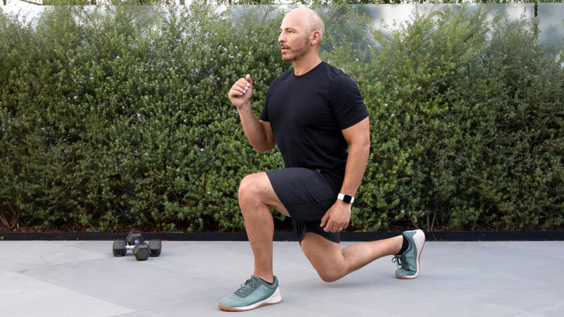 Celebrity trainer Harley Pasternak has three health secrets to help you get fit. (Photo courtesy of Harley Pasternak)