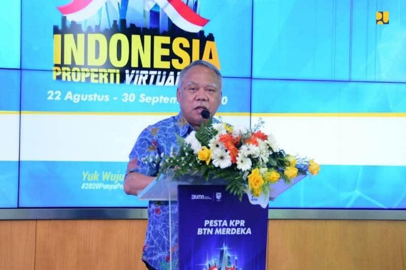 Menteri PUPR tegaskan hak konsumen pada Subsidi Bantuan Uang Muka