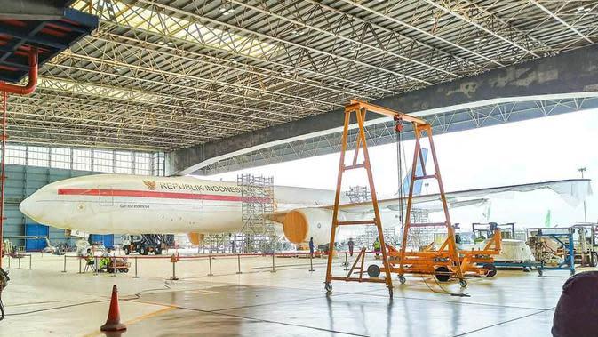 Sewa Pesawat ke Amerika Serikat, Jokowi Akan Bertemu Donald Trump