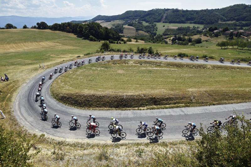 Criterium du Dauphine 2020 72nd Edition 2nd stage Vienne Col de Porte 135 km 13082020 Scenery photo Vincent KalutPNBettiniPhoto2020