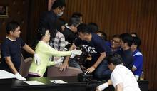 【Yahoo論壇/關姍】朝不朝,野不野—立院淪為立法局