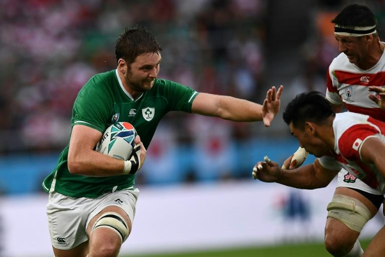 Banned Henderson out of Ireland's Six Nations finish
