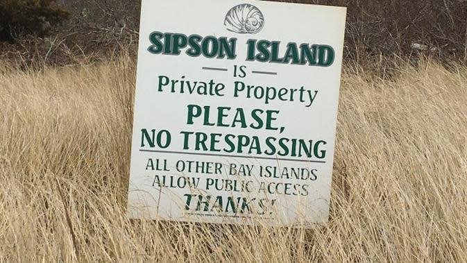 Pulau ini akhirnya dibuka untuk umum setelah 300 tahun. (Sumber: Sipson Island Trust)