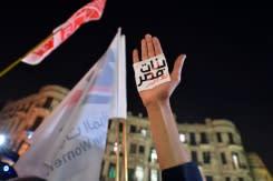 Penangkapan saksi kasus pemerkosaan tingkat tinggi Mesir mengejutkan gerakan #MeToo