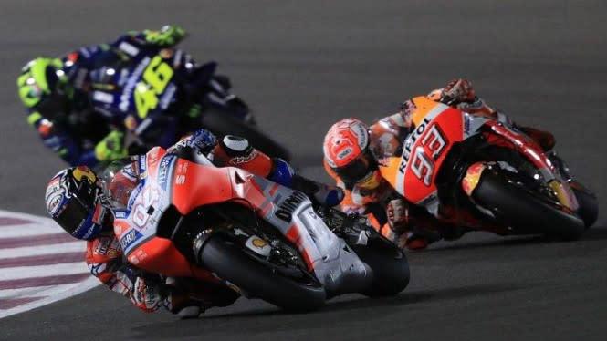 Kembali Mengaspal, Catat Jadwal MotoGP Jerez Akhir Pekan Ini