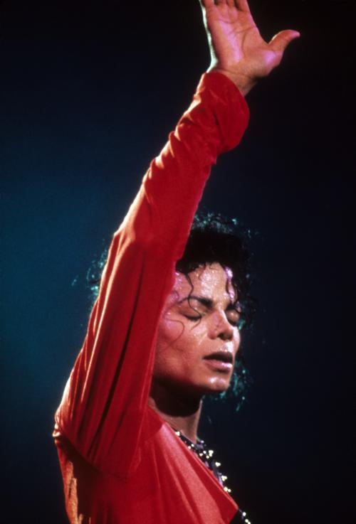 Uncovered Michael Jackson Notes Reveal Astaire Dreams and Disney Desires