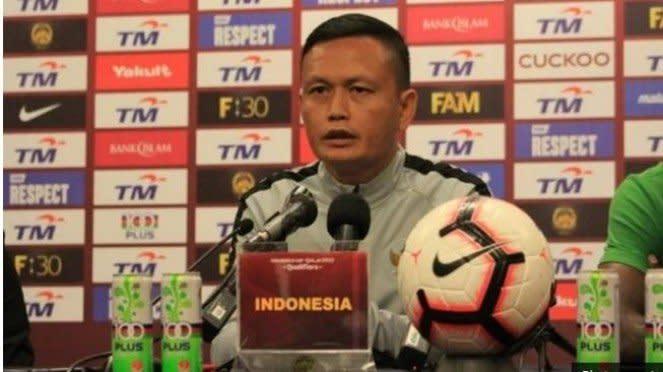 Ketua Asosiasi Pelatih Sepakbola Seluruh Indonesia, Yeyen Tumena