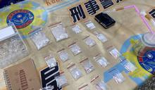 員警寒夜埋伏10小時 終於逮捕傳統市場女藥頭